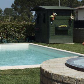 Piscina Privata Collesalvetti (LI) - Sabbia